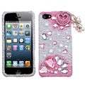 BasAcc Pink Romance Case for iPhone 5