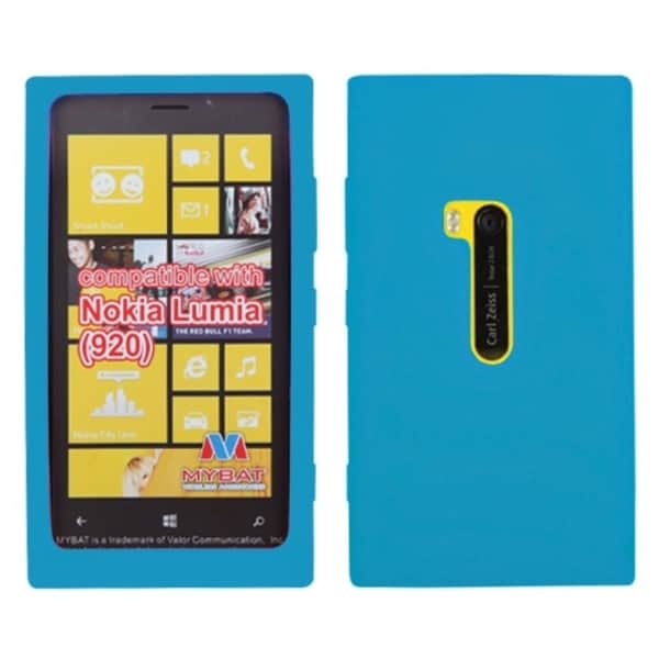 INSTEN Tropical Teal Phone Case Cover for Nokia 920 Lumia