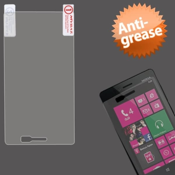 INSTEN Anti-grease LCD Screen Protector for Nokia Lumia 810