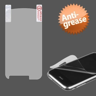 BasAcc Clear Anti-grease Screen Protector for Samsung� T989 Galaxy S2