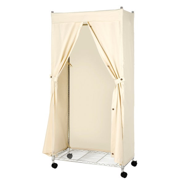Whitmor Supreme Protective Garment Rack Cover