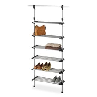 Whitmor Closet Shoe Rack Storage System