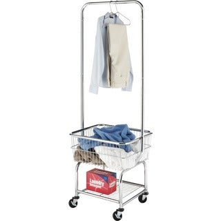 Whitmor Laundry Butler Utility Cart