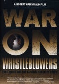 War on Whistleblowers: Free Press and the National Security State (DVD)