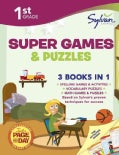 Sylvan First Grade Super Games & Puzzles (Paperback)