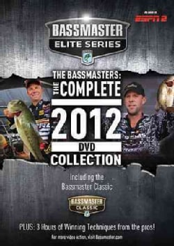 The Bassmasters: The Complete 2012 Collection (DVD)