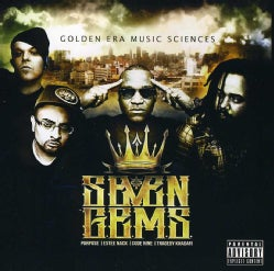 7 G.E.M.S.(TRAGIC ALLIES & TRAGEDY KHADAFI) - GOLDEN ERA MUSIC SCIENCES