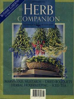 Herb Companion, 6 issues for 1 year(s)