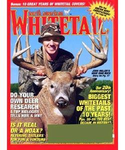 North American Whitetail, 8 issues for 1 year(s)