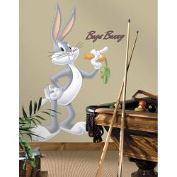 RoomMates Looney Tunes Bugs Bunny Giant Wall Decals