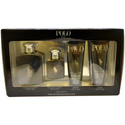 Ralph Lauren 'Polo Black' Men's 5-piece Gift Set