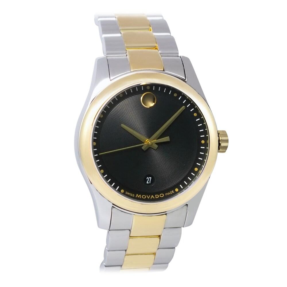 Movado Men's Sportivo Two-tone Steel Watch