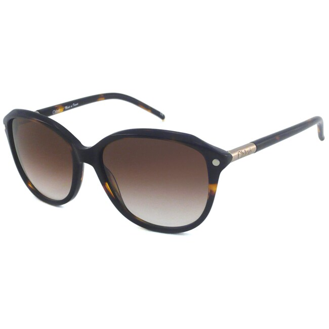 Chloe Women's CL2253 Rectangular Sunglasses