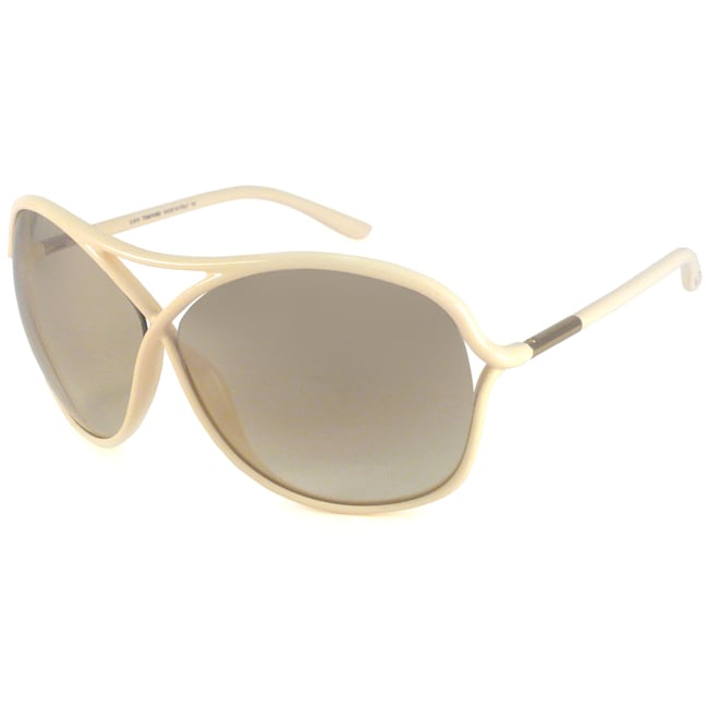 Tom Ford TF0184 Vicky Women's Oversize Sunglasses