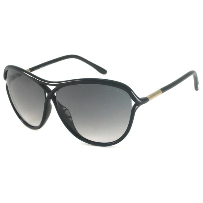Tom Ford TF0183 Tabitha Women's Rectangular Sunglasses