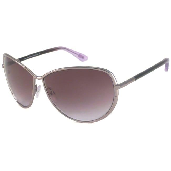 Tom Ford TF0181 Francesca Women's Aviator Sunglasses