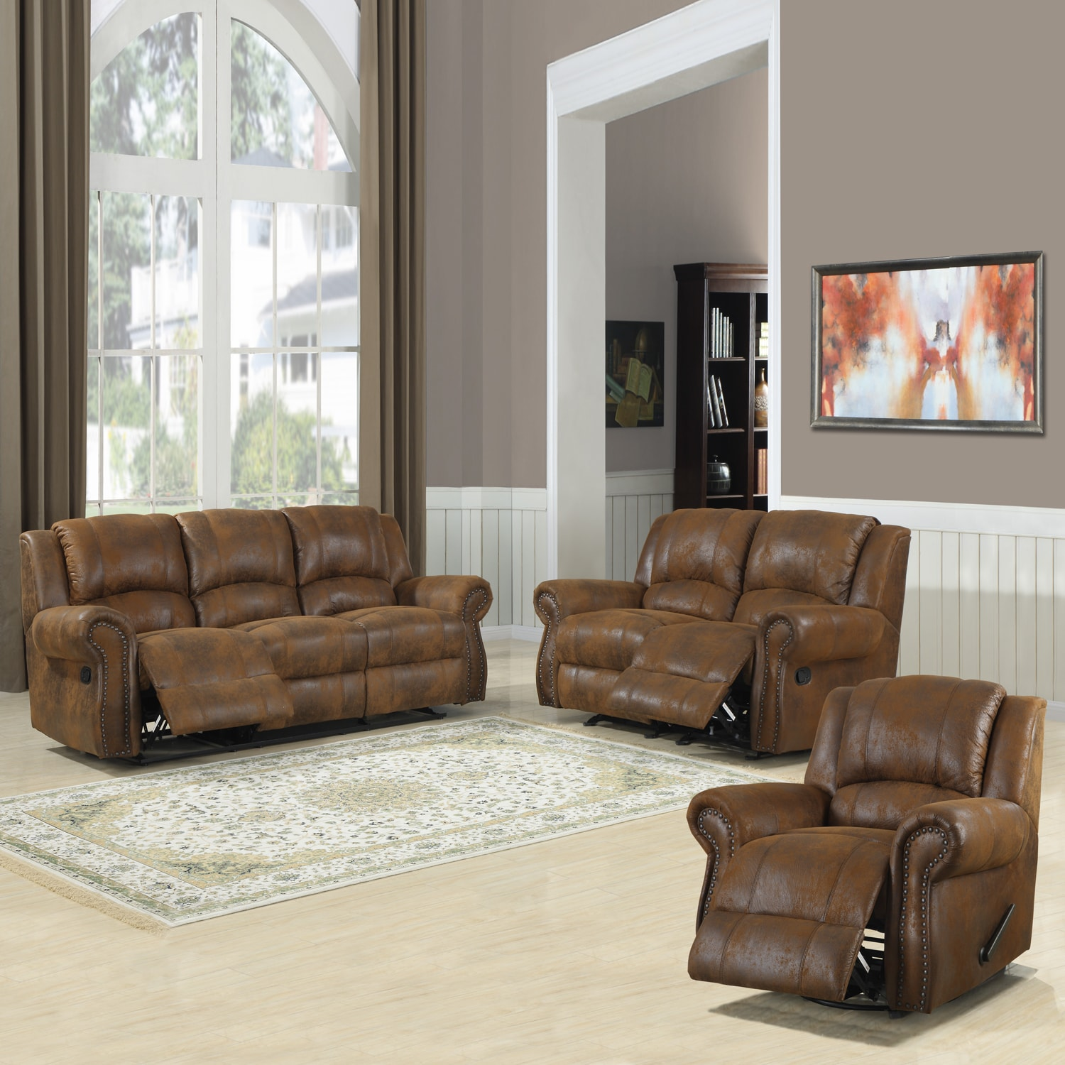 living room furniture living room set transitional living room set