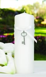 Key To Heart Unity Candle