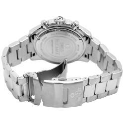 Swiss Precimax Men's Formula 7 Pro Stainless Steel Watch