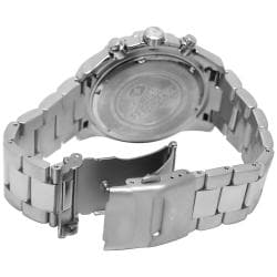 Swiss Precimax Men's Formula 7 Pro Stainless Steel Water-resistant Watch