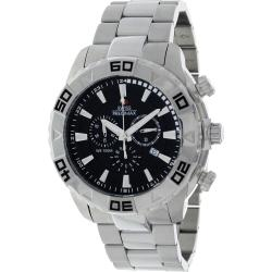 Swiss Precimax Men's Valor Elite Stainless Steel Watch