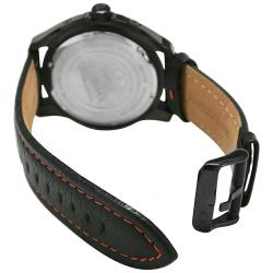 Swiss Precimax Men's Formula 7 XT Leather Watch