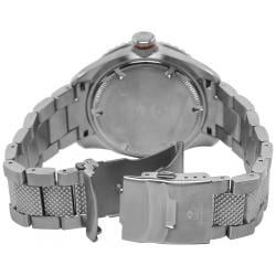 Swiss Precimax Men's Deep Blue Silver Watch