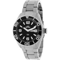 Swiss Precimax Men's Deep Blue Silver Watch