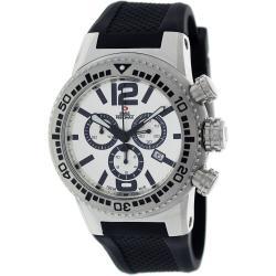 Swiss Precimax Men's Titan Elite Silicone Watch