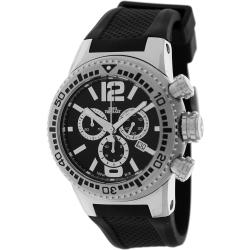 Swiss Precimax Men's Titan Elite Silicone Watch
