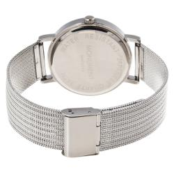 Monument Unisex Roman Numeral Mesh Watch