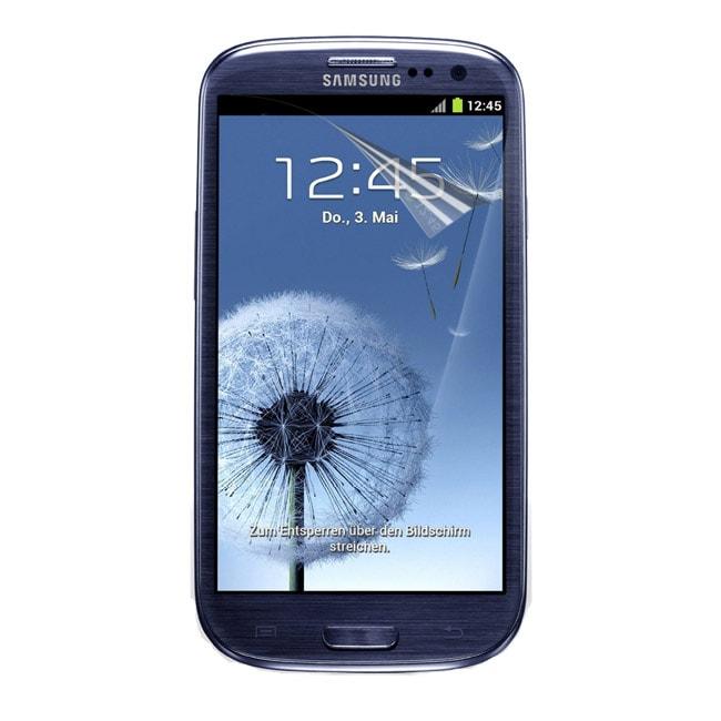 SKQUE Samsung Galaxy S3 Anti glare Screen Protector