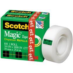 Scotch Magic Tape (Pack of 2)