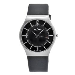Skagen Men's Stainless Steel Solar Movement Watch