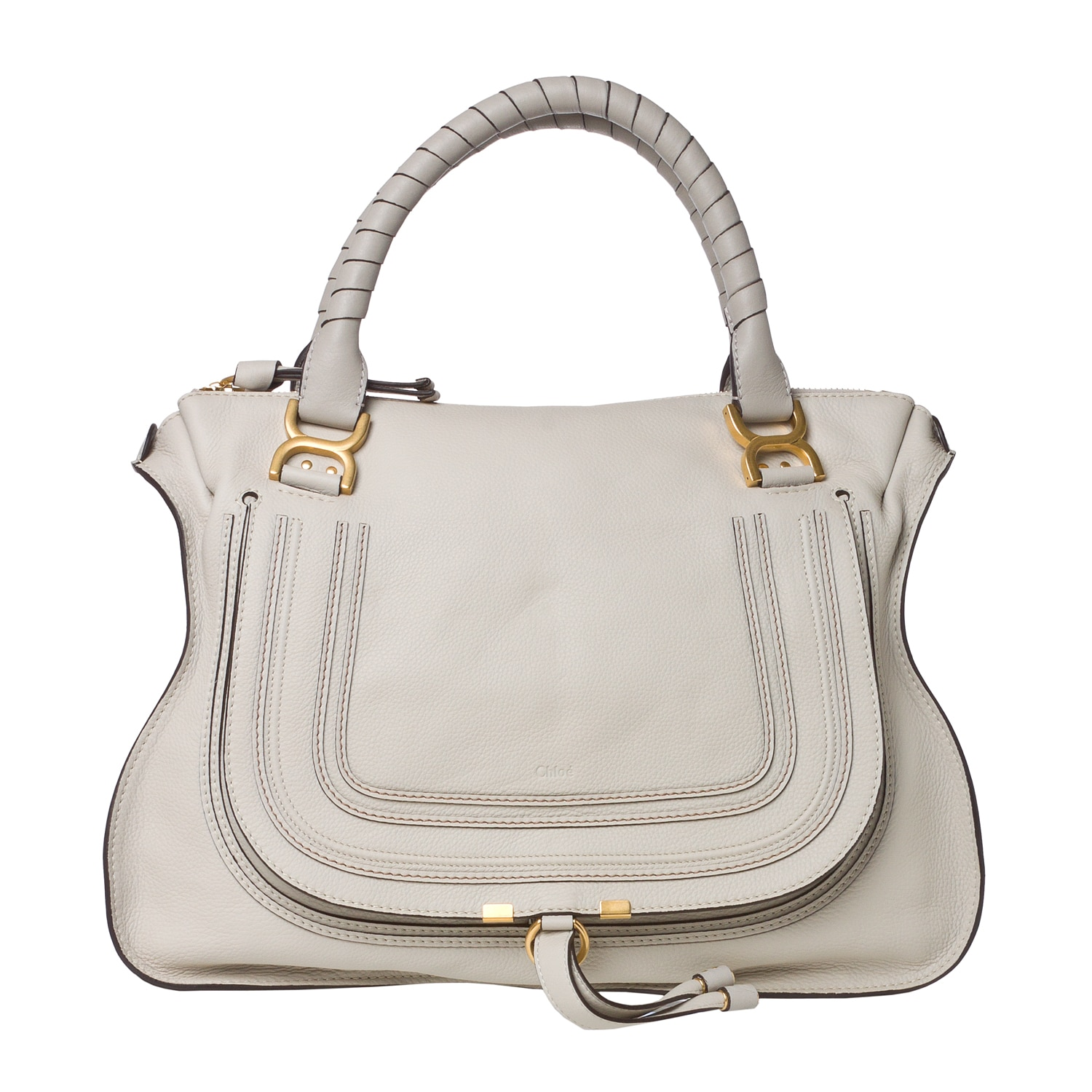 Chloe 'Marcie - Medium' Leather Crossbody Bag - Designer Handbag