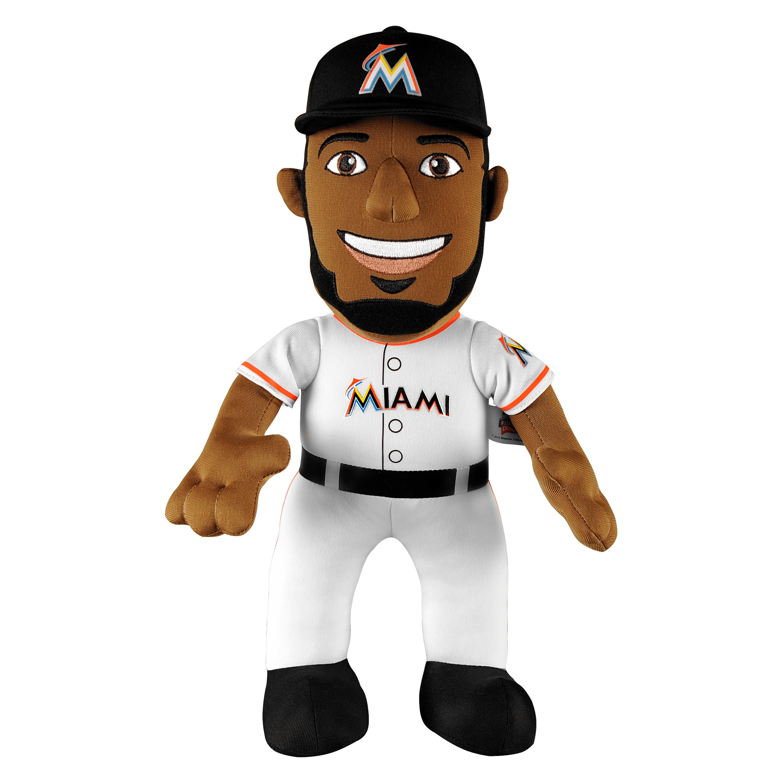 Miami Marlins Jose Reyes 14-inch Plush Doll