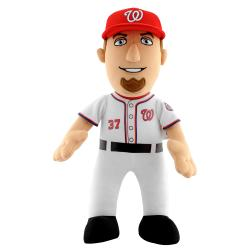 Washington Nationals Stephen Strasburg 14-inch Plush Doll