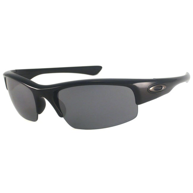 Oakley Men's Bottlecap Polarized Wrap Sunglasses