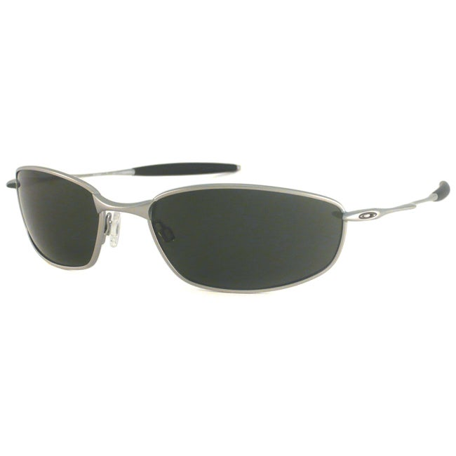 Oakley Men's/ Unisex Whisker Rectangular Sunglasses