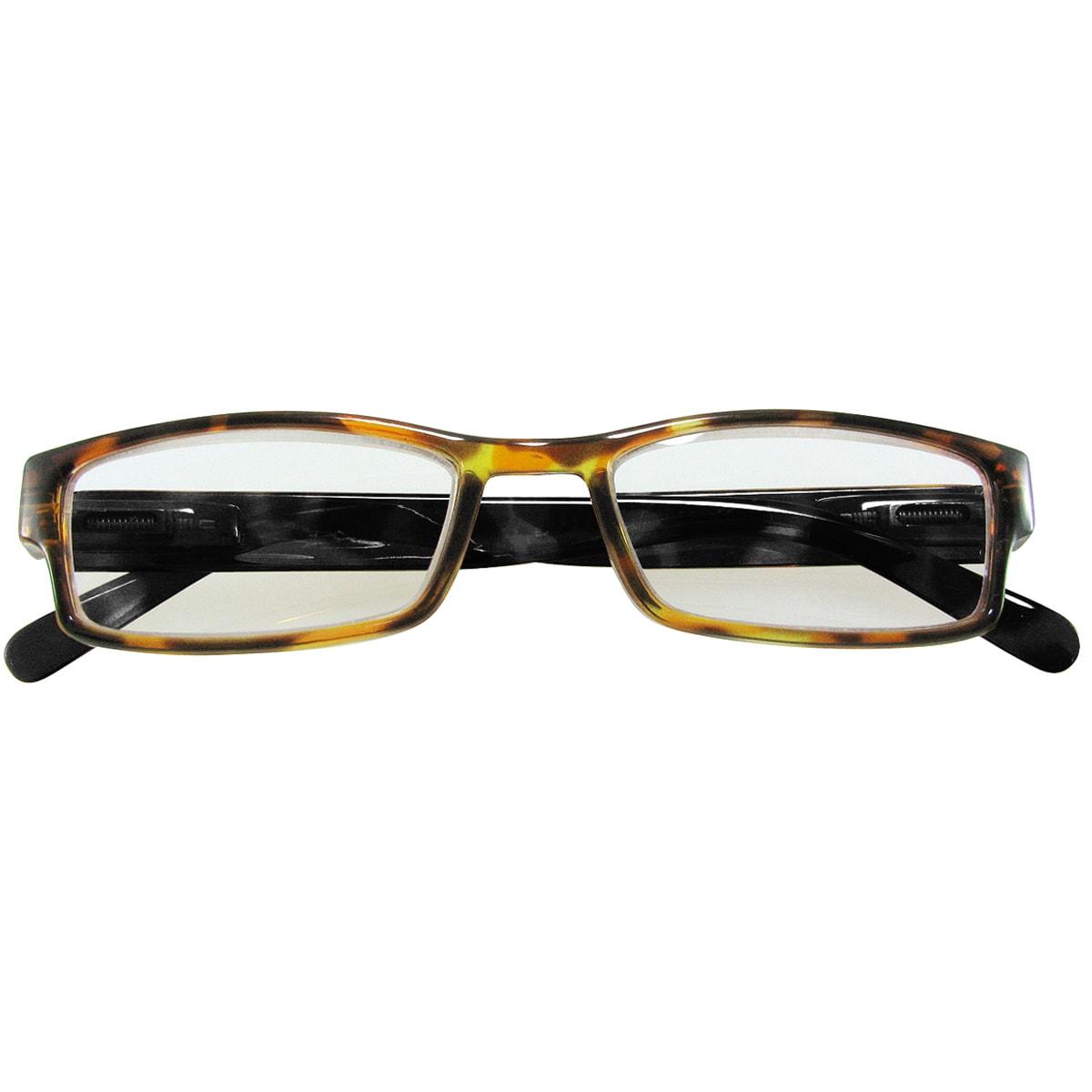 E-specs by Evolutioneyes Tortoise/ black Computer Glasses