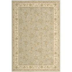 Nourison Newport Garden Mist Wool-blend Rug (5'3 x 7'9)