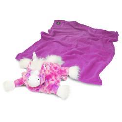 Zoobies 'Uriel the Unicorn' Blanket Pet