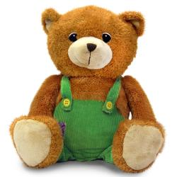 Zoobies 'Corduroy the Bear' Storytime Pal