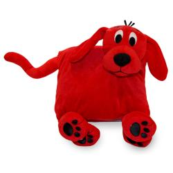 Zoobies &#39;Clifford the Big Red Dog&#39; Book Buddy