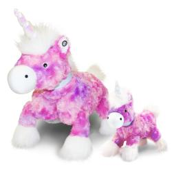 Zoobies &#39;Uriel the Unicorn&#39; Plus Mini Plush Blanket Pet