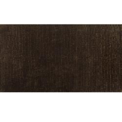 Hand-woven Dotted Motion Brown Wool Rug (8' x 11')