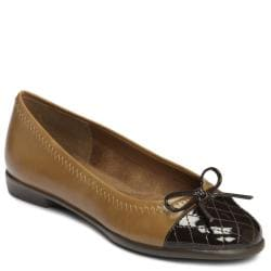 A2 by Aerosoles Women's Becharmed Ballet Flat
