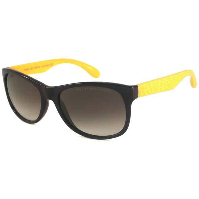 Marc By Marc Jacobs Women's MMJ246 Rectangular Sunglasses