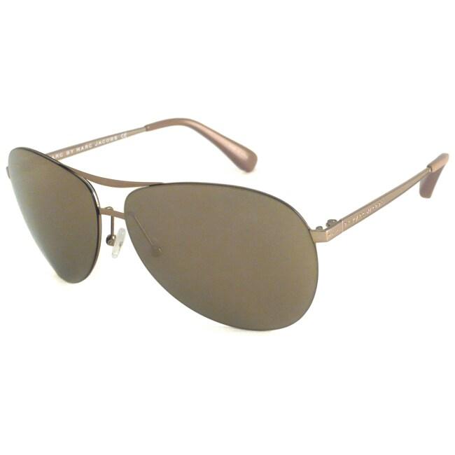 Marc By Marc Jacobs Women's MMJ244 Aviator Sunglasses