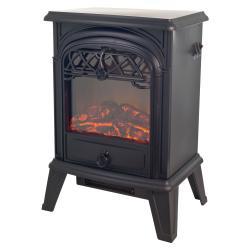 Northwest Sagamore Freestanding Log Flame Fireplace